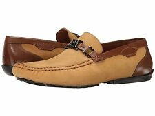 Mezlan Taddeo Driving Men's Slip-On Loafer Shoe Suede Leather 7070 Camel Tan