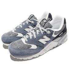 New Balance ML999FC D Blue Grey Suede Men Running Shoes Sneakers ML999FCD