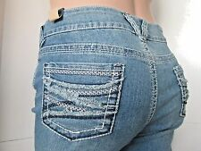 MAURICES Jeans PLUS SIZE 18, 22, 24 Available Capri Cropped Denim Jeans