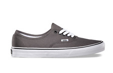 Vans Unisex Authentic Sneakers Pewter / Black VN-0JRAPBQ