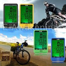 29 Functions Wireless Cycling Bike Computer Speedometer Odometer Swatch ~#SG
