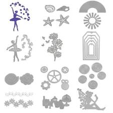 Metal Cutting Dies Stencil Template Mould for DIY Scrapbook Album Paper Card