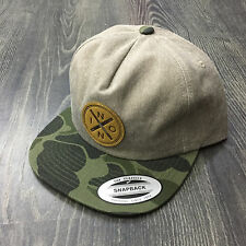 Nixon HAT snapback beachside snap