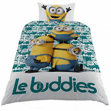 New Animated Characters Single Quilt Cover Bed Set, Duvet Cover and Pillow Case
