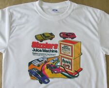 1970's Hot Wheels Sizzlers Juice Machine GRAPHIC T-SHIRT - Men's Small to 3XL