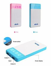 Portable Power Bank Ultra Thin Battery Charger with 10000mAh LED Flashlight