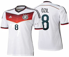 ADIDAS M. OZIL GERMANY AUTHENTIC ADIZERO HOME JERSEY FIFA WORLD CUP BRAZIL 2014