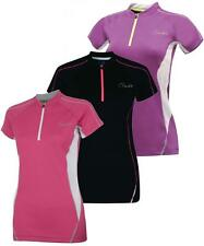 Dare2b Revel Womens Short Sleeve Active Jersey Half Zip Gym Running Cycling