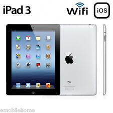 Apple iPad 2 ,iPad 3, 16GB / 32GB / 64GB,Wi-Fi Version,  Black / White,