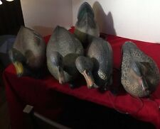 Duck And Duck Tail Decoys With Bag Carry Lite G&H