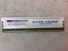 Super Talent 1GB PC2 6400 DDR2 800MHz T8UB1GC5 Lot of 50