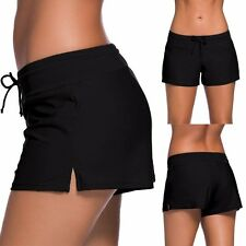 New Women Sports Boys Pouch Trunk Board Shorts Underwear Boxer Brief Swimwear Dd