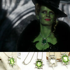 Free Shipping Once Upon a Time inspired Zelena the wicked witch Necklace
