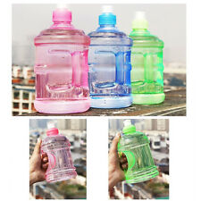 0.5L/1L Professional Sport Training Drink Water Bottle Cap Kettle With Handle BE