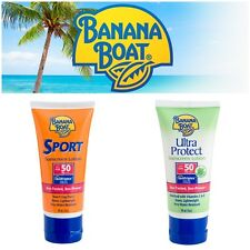 Banana Boat Sports & Ultra Protect Sunscreen Lotion SPF 50+PA+++ 90 ML./ 3 Oz.