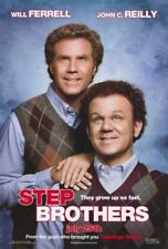 Step Brothers Movie Poster (11 x 17)