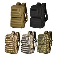 35L Outdoor Military Tactical Backpack Rucksacks Camping Hiking Trekking Bag New
