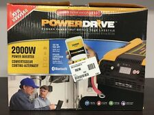 Power drive 2000w Inverter with Bluetooth and Smartphone Capability PD2000