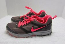 Nike Lunarfly 2 TRL Womens Size 9 Shoes 454075-060 Gray Pink USED
