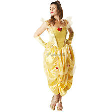 BELLE Beauty and the Beast Disney Fairytale Fancy Dress Costume Outfit 880180