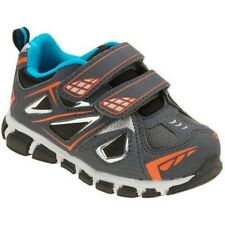 Starter Toddler Boys 2 Strap Gray/Orange/Turquoise Athletic Shoes Size 9