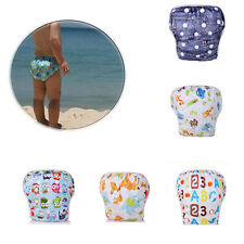 New Swim Nappy Baby Cover Reusable Multifit Diaper Pants Nappies Swimmers