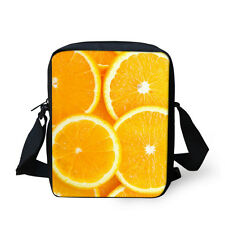 Pretty Fruits Women Messenger Bag Outdoor Bag Small Messenger Shoulder Bag New
