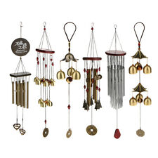 Bell Tube Chimes - Windchimes Tuned Wind Chime Metal Feng Shui Ornament Decor