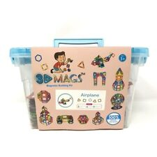 Magnetic Tiles - 3D Mags - Build in 2D or 3D for Endless Options & Fun