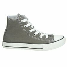 Converse CT All Star Hi Charcoal Junior Unisex Trainers 3J793C