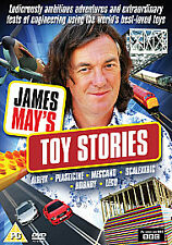 James May's Toy Stories (DVD, 2009)~2Disc