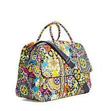 NWT VERA BRADLEY GRAND TRAVELER RIO BAG Carry On Travel LUGGAGE TOTE MSRP $120
