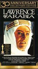 Lawrence of Arabia [VHS] Peter O'Toole, Alec Guinness, Anthony Quinn, Jack Hawk