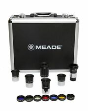Meade Instruments 607001 Series 4000 1.25-Inch Eyepiece and Filter Set Black