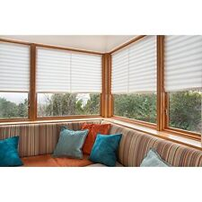 Light Filtering Cellular Window Shades Home Office Cordless Blinds White 6 Pack