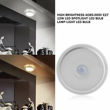 High Brightness AC85-265V E27 12W LED Spotlight LED Bulb Lamp Light LED Bulb BE
