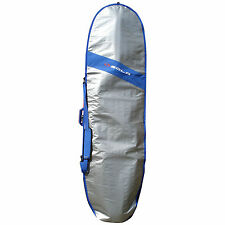 Sola Mini Mal 6mm Board Bag - Silver/Blue / Surfing / Watersports