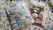 McCalls 2452 M6051 4119 M6095 Sewing Room Laundry Pin Cushion Pattern UNCUT