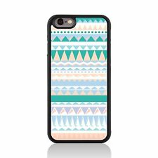 Call Candy Apple iPhone 6/6S Totally Tribal Bright Aztec Image 2D Printed Case