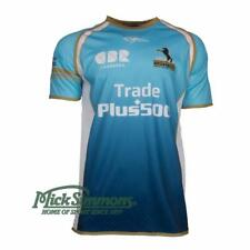 NEW ACT Brumbies 2017 Training T-Shirt - Sky Blue