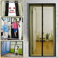 Hot Selling Insect Fly Bug Mosquito Door Net Netting Mesh Screen Family Lot BA