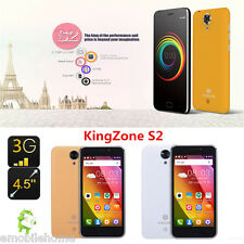 "4.5"" KingZone S2 Android 6.0 3G Smartphone Quad Core 1G+ 8G GPS WiFi BT4.0"