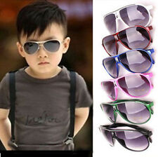 Stylish Cool Child Kids Boys Girls UV400 Sunglasses Shades Baby BE