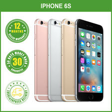 New Sealed Box Apple iPhone 6S 16GB 64GB 128GB 4G LTE Factory Unlocked 4 Colors
