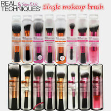 Real Techniques Makeup Brushes Foundation Powder Stippling Blush Expert Face
