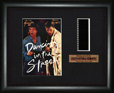 DANCING IN THE STREET    David Bowie - Mick Jagger    FRAMED MOVIE FILMCELLS