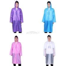 Outdoor Adult Waterproof Portable Climbing Hiking Thickened Disposable Raincoat