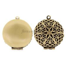 New 10pcs 27mm Living Memory Locket Pendants for Necklace & Floating Charm Gifts