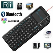 Rii Mini X1 2.4G Mini Wireless Keyboard Touchpad for PC Smart TV Android TV Box