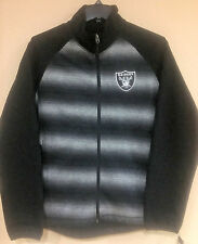Oakland Raiders Men's Discovery Full Zip Jacket by G-III - 2016 NFL Licensed